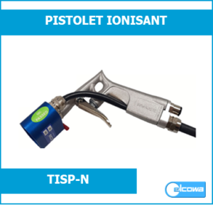 pistolet antistatique