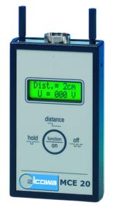 mesureur de charge électrostatique MCE 20