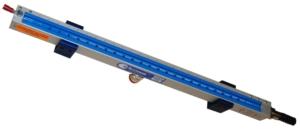 barre de décharge ionisante soufflante - eca 88 bs