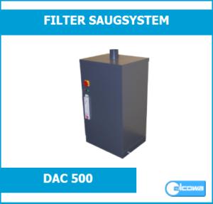système aspirant et filtrant ionisation