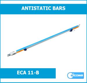 ionizing anti-static bars - ECA 11 B