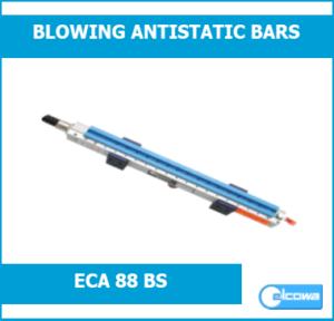 blowing anti-static bar