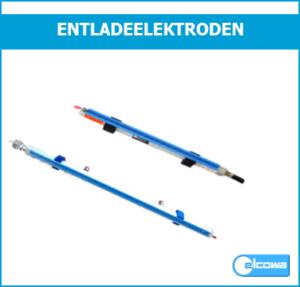 barre électrode de décharge ionisante