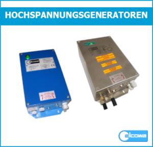 générateur haute tension ionisation