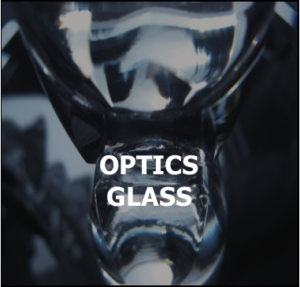 optic and glass anti-static ionizing