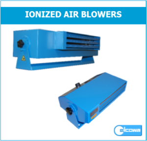 ionizing air blowers