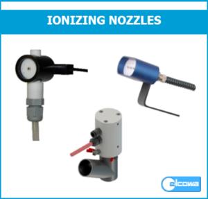 anti-static air nozzles