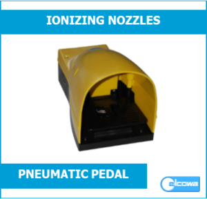 pneumatic pedal
