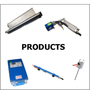 ionizing discharge products
